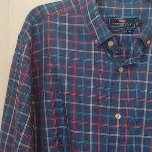 Vineyard Vines Classic Fit Murray Shirt
